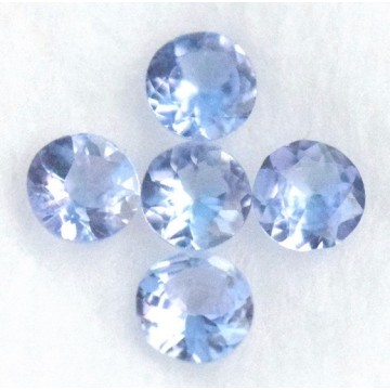 LIGHT BLUE TANZANITE
