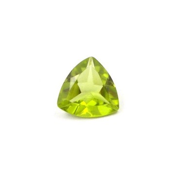 Peridot trillion