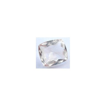WHITE GREY TOPAZ