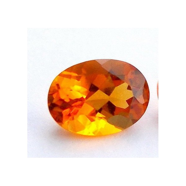 YELLOW-ORANGE CITRINE