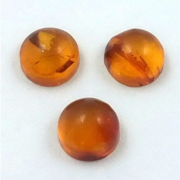BROWN ORANGE AMBER LOT