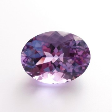 PURPLE MAUVE AMETHYST