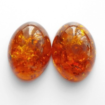 ORANGISH BROWN AMBER LOT