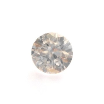 WHITE GREY ZIRCON