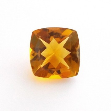 YELLOW ORANGE CITRINE