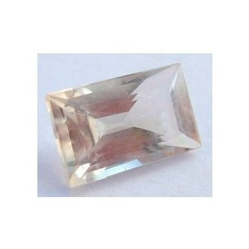 WHITE YELLOW TOPAZ