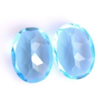 BLUE SWISS TOPAZ LOT