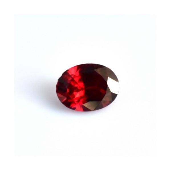 RED-BURGUNDY GARNET
